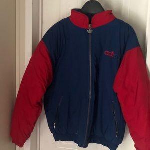 Classic Adidas Bomber Jacket